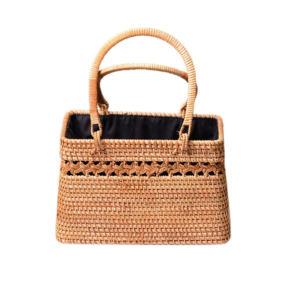 For, Bohemia, Straw, Handmade, Beach, Style