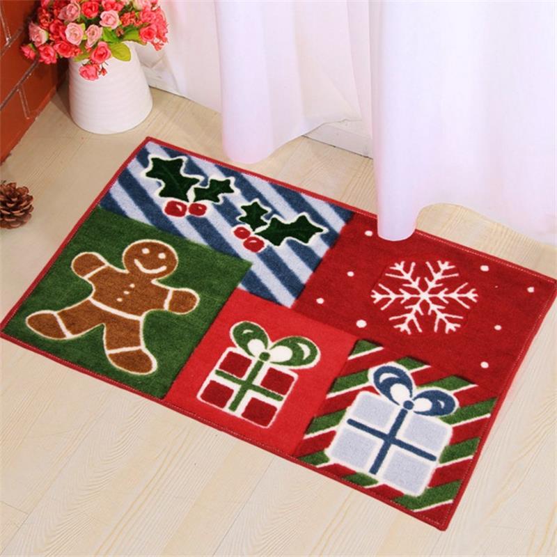 Compra Tapetes Decorativos De Navidad Online Al Por Mayor