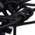 Black Mesh Net Banda Alta de Borracha Elástica Malha Net Organizer Acessórios Do Carro Carga Redes de Malha Elástica 100 CM * 80 CM