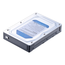 Uneatop ST5510U Single Bay 2.5″ to 3.5″ Aluminum Case SATA HDD Enclosure Converter SATA Mobile Rack