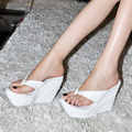 2017 women high quality flip flops leather uppers chic shoes women fashion sandals sandalias mujer s299