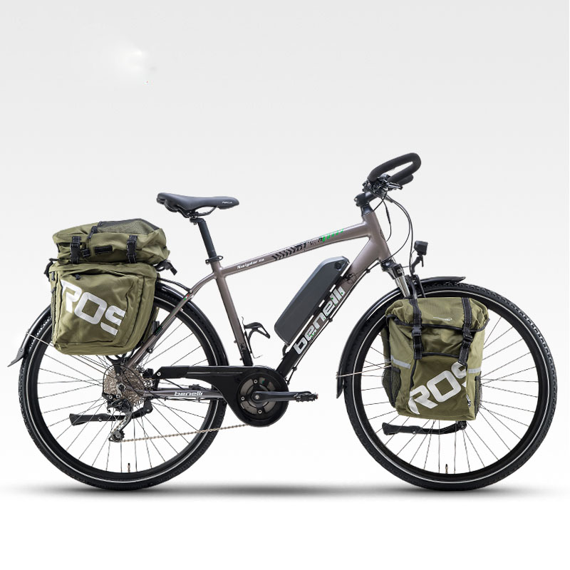 BENELLI 28 inches MTB ebike uxury travel smart electric bicycle lithium battery motor driven EBIKE super