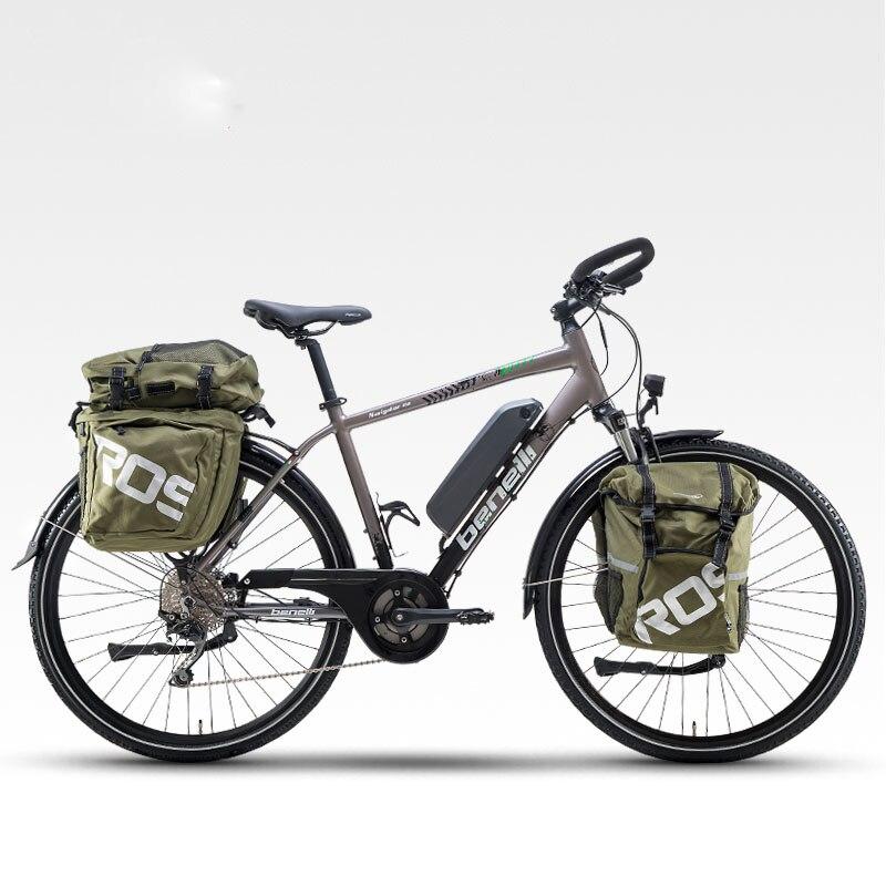 BENELLI 28 pollici MTB ebike uxury di viaggio intelligente bicicletta elettrica batteria al litio con comando a motore EBIKE lunga vita eccellente bici da strada