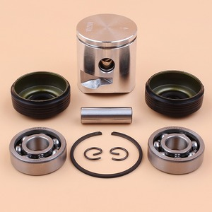 Image 2 - 39mm Piston Pin Ring Crank Bearing Oil Seal Kit Fit Husqvarna 235 236 236E 240 240E Chainsaw Engine Parts 545081894, 530056363