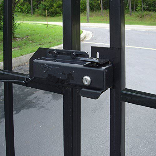 12v Electric Gate Opener Lock For Swing Gate Opener Linear Actuators Horizontal Mounting Compatible With Mighty Mule Aleko Motor