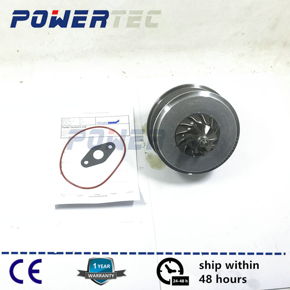 Cartridge turbo core GT1544V for Volkswagen Passat B5 1.9 TDI AFN 81Kw 1996-1997 - turbocharger CHRA 454158 028145702CV gt1749v 454231 vw turbocharger cartridge core for volkswagen passat b5 81kw 1 9 tdi turbo chra 454231 0005 passat turbo kit