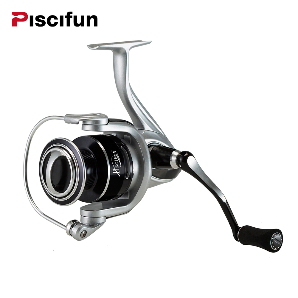 Piscifun Destroyer MX Seria de pescuit spinning Tambur 7 + 1BB Super - Pescuit