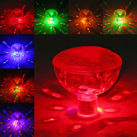 New Arrivals 5 7 LED Pool Light Waterproof Underwater Fountain Light Swimming Pool Lights Pond Fish