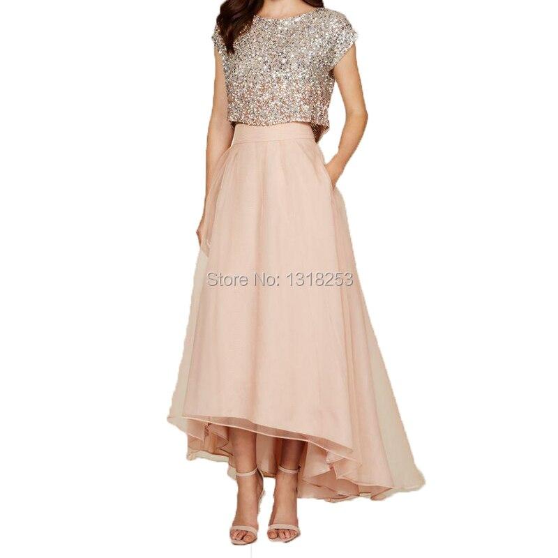 Popular two piece dress wedding guest buy cheap two piece for Cheap 2 piece wedding dresses
