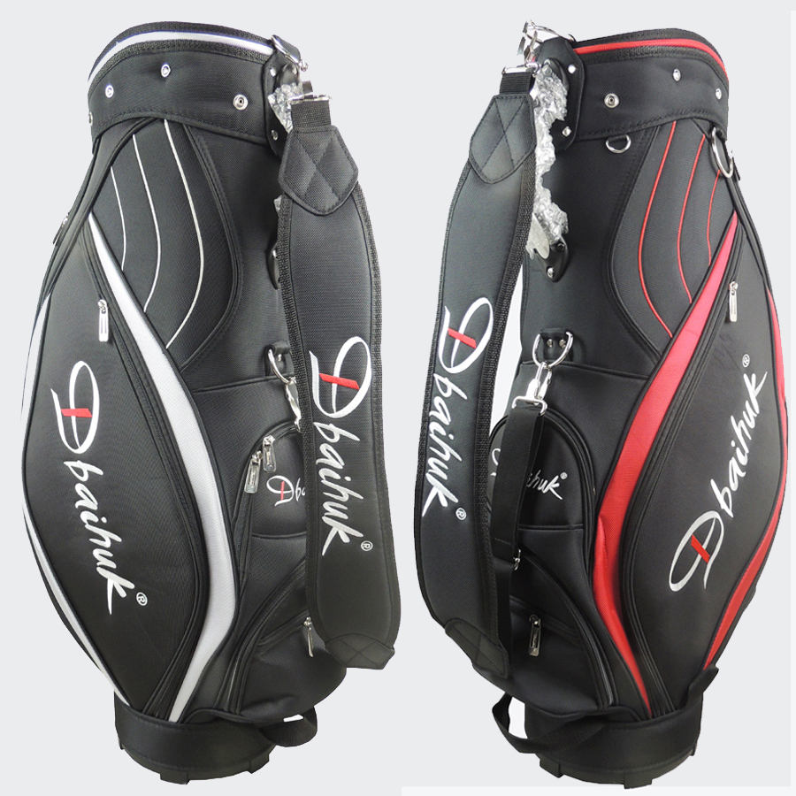 Dbaihuk Golf bag,High quality Nylon golf ball bag,best-selling Men's and Women's GOLF bag. golf ball sample display case