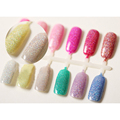 Colorful Rainbow Gum Nail Art Soak Off UV Gel Long-lasting Polish Gel 1 Bottle 5Ml Nail UV Gel Polish