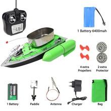 Fishing boat T10-B mini fast electric bait boat 280M Remote Fish Finder fishing Lure boat 5Hours/600MAH rc boat
