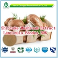 1Pack Shiitake Mushroom Extract Lentinula Edodes 30% Beta glucan capsules,100pcs/pack powerfully immunity improvement