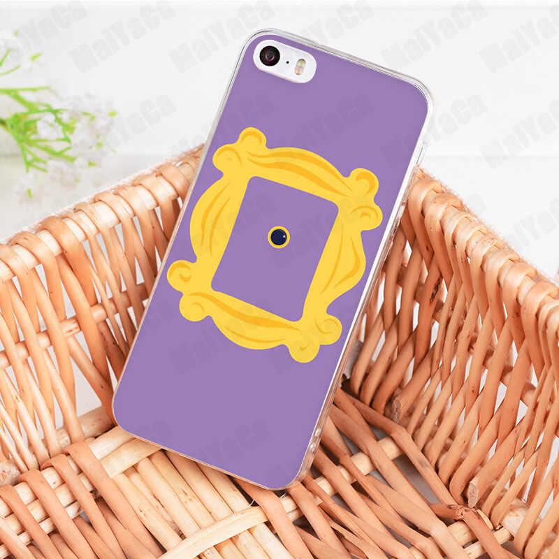 MaiYaCa Amigos Temporada TV Phone Case Para iphone 11 Pro 11 Pro Max 8 7 6 6S Plus X XS XR XSMAX 4S