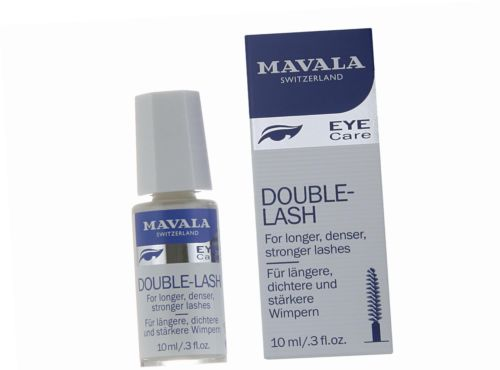 Mavala Double Lash Strengthens Lashes Eyebrows 10ml