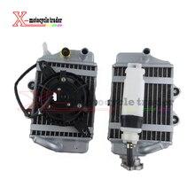 150cc 200cc 250cc zongshen loncin lifan мотоцикл с водяным охлаждением радиатор двигателя xmotos apollo водяная коробка с вентилятором аксессуары