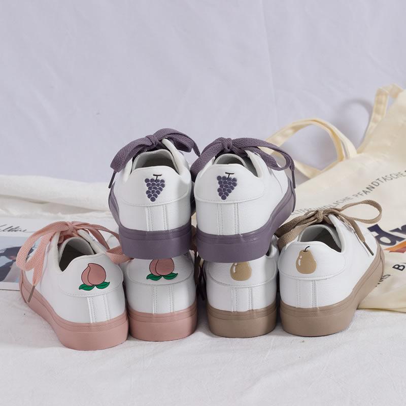 peach shoes women
