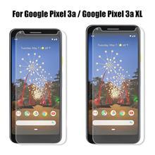 2 шт царапинам Закаленное стекло протектор экрана пленка для Google Pixel 3A/3A XL
