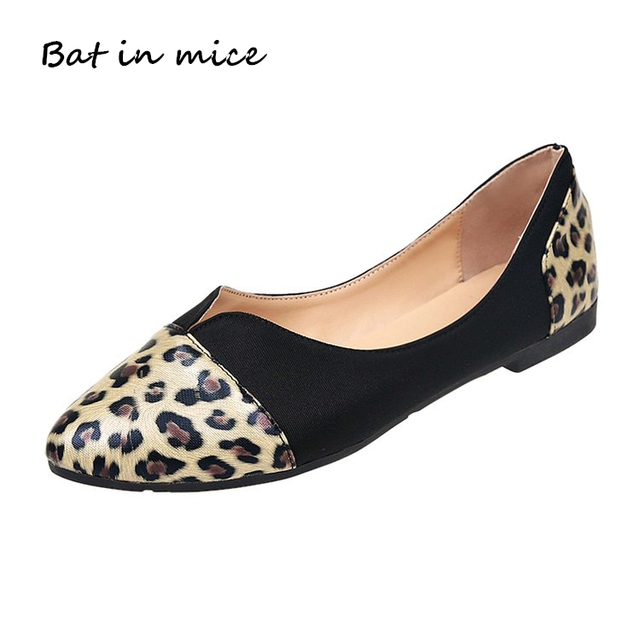 79020a5c795 PU women shoes new casual flats shoes flat cozy women shoes spring autumn  Ballet dancing shoes zapatos Mujer Plus size A191