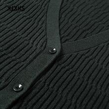 v-neck cardigan sweater