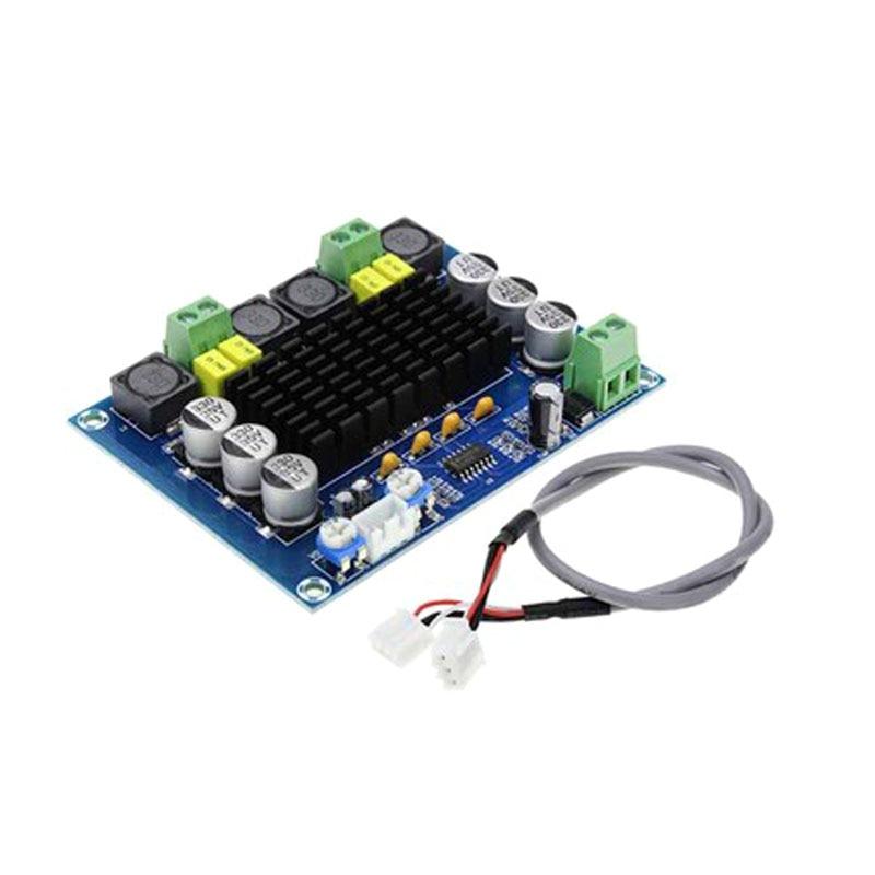TPA3116D2 Dual-channel Stereo High Power Digital Audio Power Amplifier Board 2*120W XH-M543