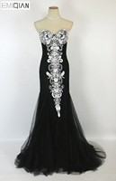 FreeShipping Gorgeous Mermaid Sweetheart Neckline Beaded Evening Dresses