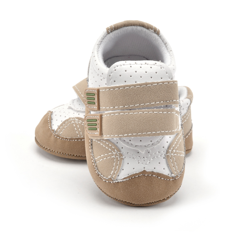 Finer Baby Shoes Boy Girl Toddler modes Cartoon Flock Bērnu apavi Neslīdošs ikdienas apavi First Walkers