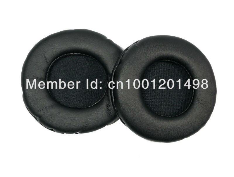 Купить с кэшбэком Ear pads replacement cover for Audio-technica ATH-SJ5 ATH-SJ55 ATH-ES7 ATH-ESW9 headphones(earmuffes/Original cushion)