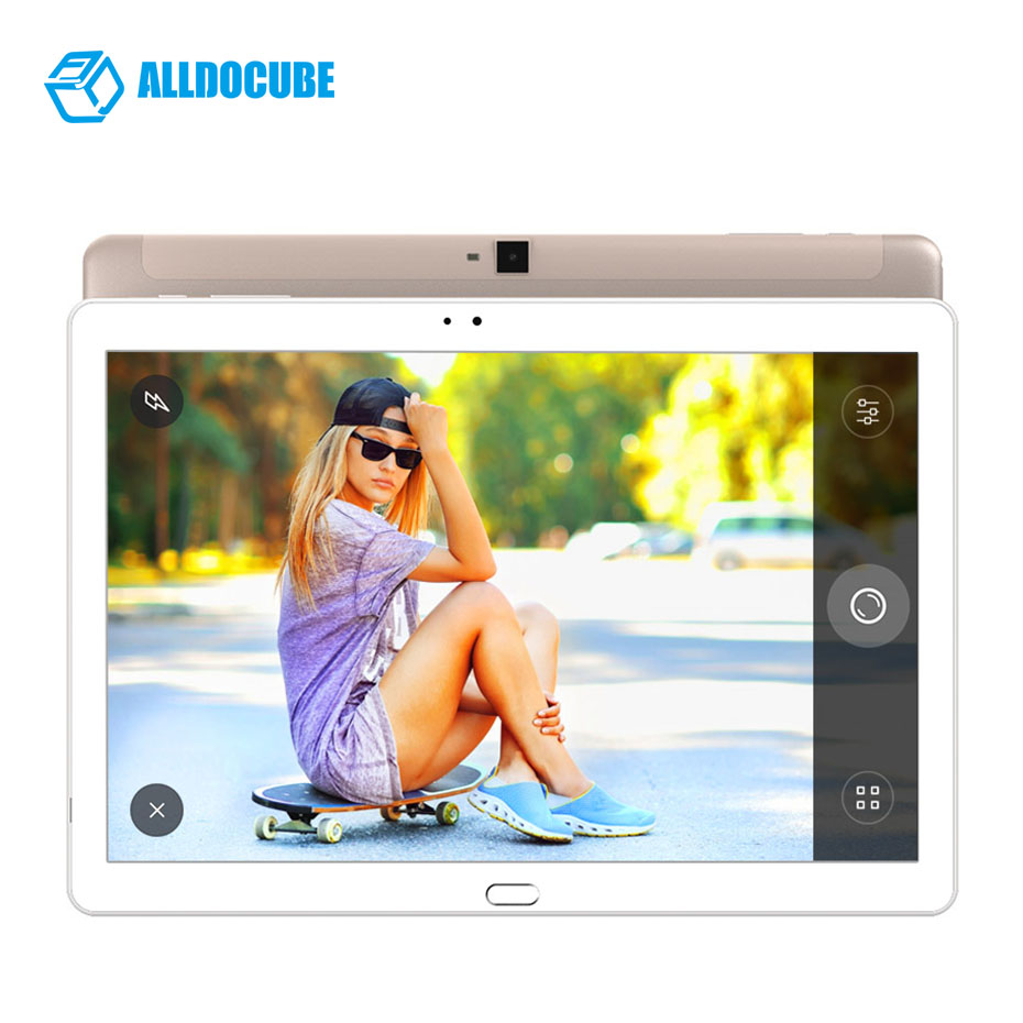 ALLDOCUBE Free Young X7 10.1 Inch Tablet 1920 X 1200 Android 6.0 MT8783 Octa Core 3GB RAM 32GB ROM 4G LTE  Children's Phablet