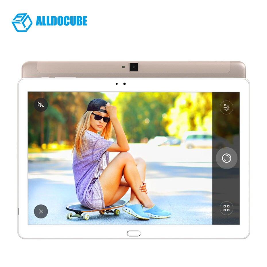 ALLDOCUBE Free Young X7 10.1 pouces tablette 1920x1200 Android 6.0 MT8783 Octa Core 3GB RAM 32GB ROM 4G LTE alphablet pour enfants