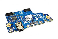 QAZA0 LS 8824P 07RFHW 7RFHW for dell XPS12 9Q23 laptop Switch audio board