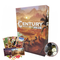 Century: Spice Road Board Game 2 5 Players Best Gift for Children Funny Game