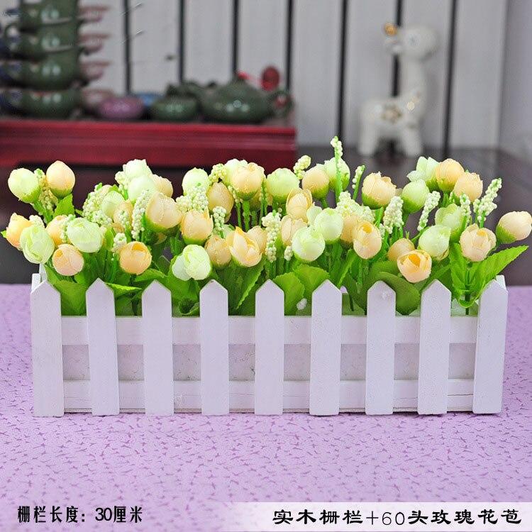ᗕUna flor + jarrón mano cerca de madera sólida flor receptáculo ...