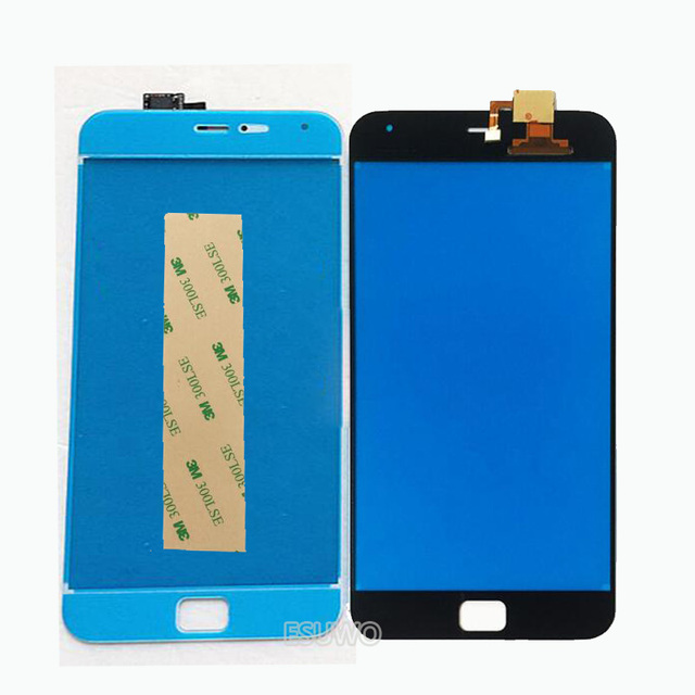 New For Meizu MX4 Pro Touch Screen Outer Glass Front Panel Replacement For Meizu MX4 Pro Mobile Digitizer Touchscreen Sensor