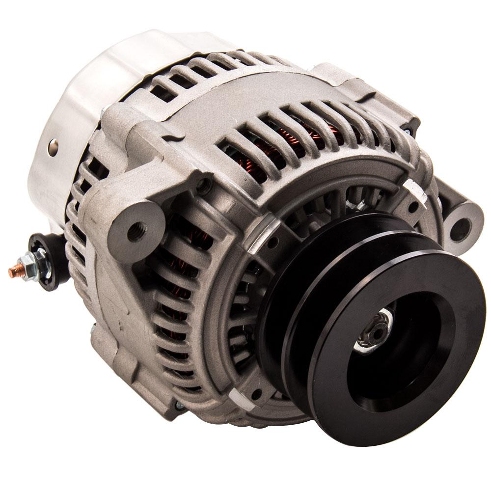 110A Alternator 2706017181 for Toyota Landcruiser HZJ70 73 75 80 105 1HZ 1PZ 1HD T 4.2L Diesel 80 & 100 Series