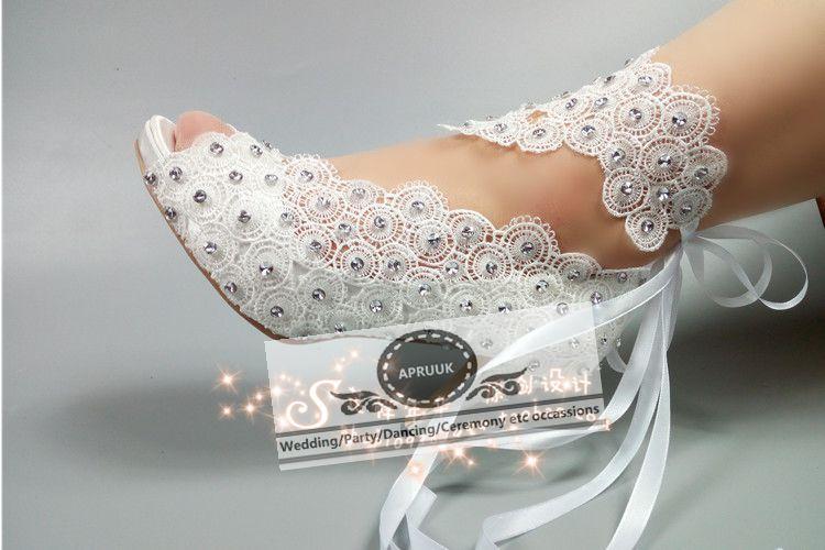 Chaussures Cristal 8cm Heel Argent 10cm De Mariée 34 La Ouvert Décoration Taille 5cm Plus Main Hs295 Orteils Mariage À En Heel Heel Peep Dentelle D'été Pompes 43 Sexy sQrxBdCth