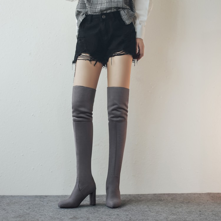 Big Size 9 10 11-17 thigh high boots knee high boots over the knee boots women ladies boots Overmuffed bootsBig Size 9 10 11-17 thigh high boots knee high boots over the knee boots women ladies boots Overmuffed boots
