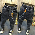2017 new spring boys pants jeans pants personality Pendant free shipping