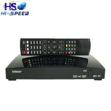 Lo nuevo original V8 receptor de satélite S V8 Set Top Box S-V8 soporte WEBTV 2x USB USB Wifi 3 G Youtube CCCAMD NEWCAMD Biss llave