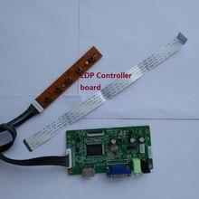 for B156HAN06.1 HW0A Controller board SCREEN display 1920X1080 KIT VGA 30Pin EDP HDMI 15.6″ LCD DIY LED EDP monitor DRIVER