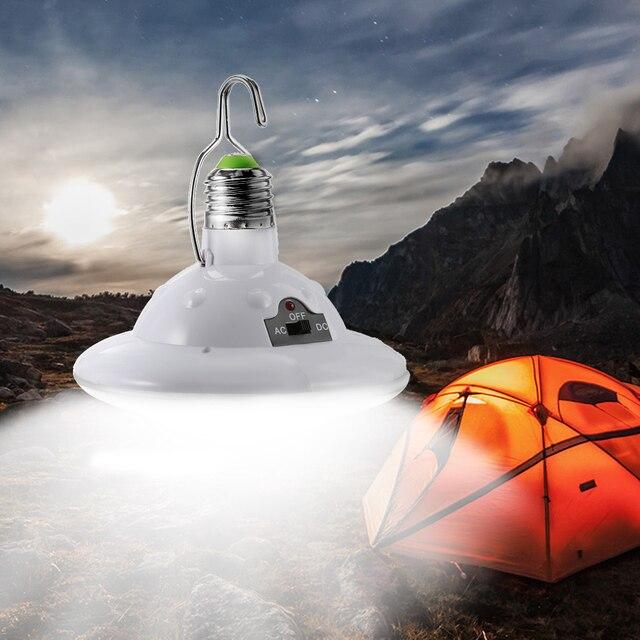 22 LED Brightness Rechargeable Emergency Solar Light 1