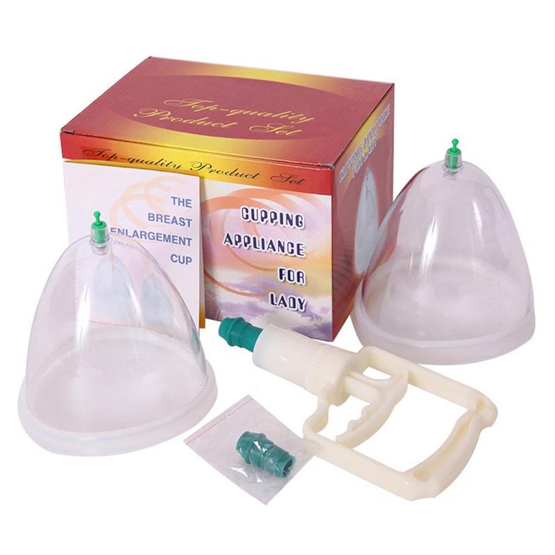 Pompe d'amélioration du sein et des fesses levage d'aspiration sous vide ventouses dispositif de thérapie par aspiration sous vide thérapie familiale Massage 1