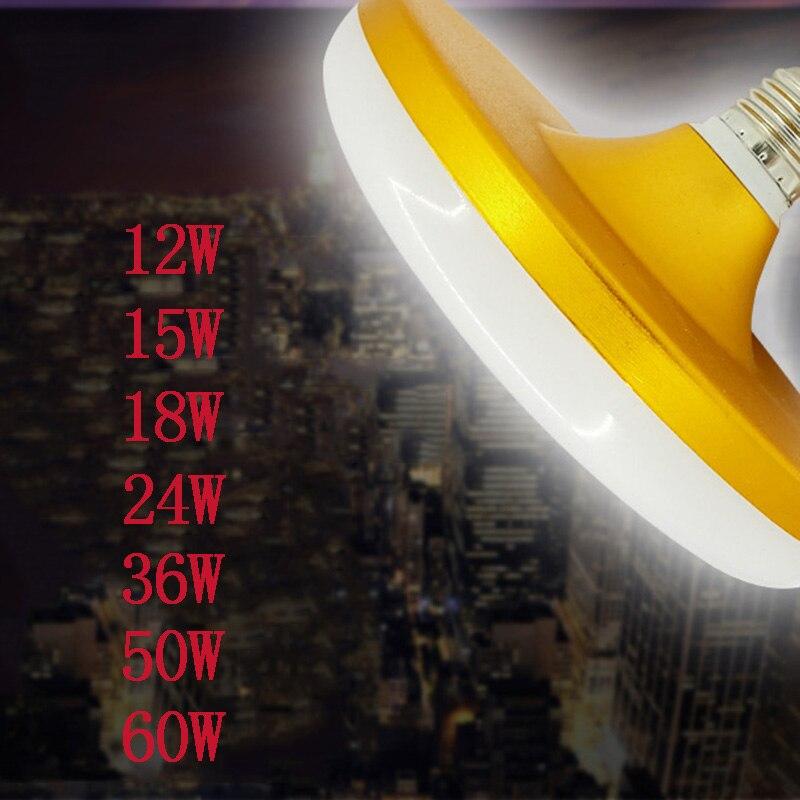 E27 LED Bulb Light 12W 15W 18W 24W 36W 50W 60W LED Lamp AC 220V SMD 5730 White Lighting High Power LED Bulbs For Reading Home thumbnail