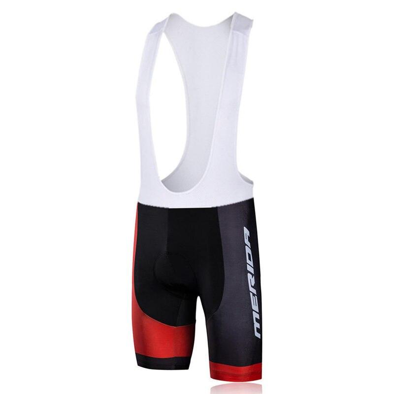 Pro Team Mens Cycling Bib Shorts Gel Breathable Pad Cycling Shorts Bottom Bicycle Racing Short Pants Culotte Ciclismo #DK-04