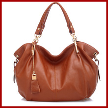 2015 frauen hochwertiges Vollrindleder tasche weiblichen sollte taschen Frauen Umhängetasche Vintage Handtasche Designer kostenloser versand