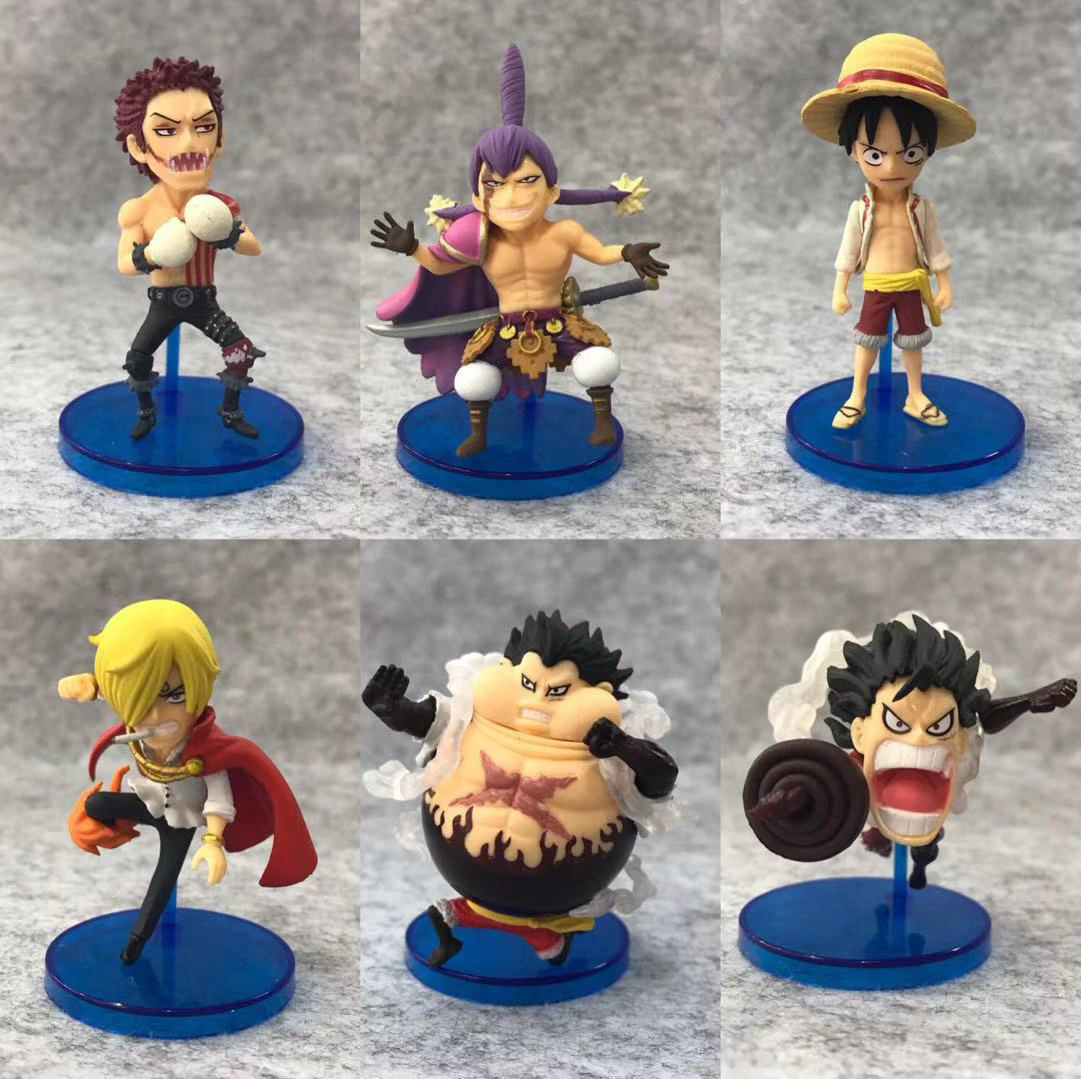 Delivery Of Savings One Piece Figure Wcf In Monitor Brand