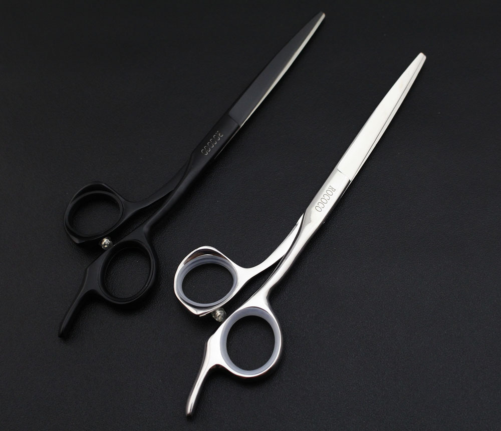 Japan High Quality Professional Barber Scissors Hairdressing Shears Hair Cutting Scissors Salon Equipment Set Hot 6 inch japan kasho cutting scissors professional hair shears for hair salon hairdressing barber high quality sus440c
