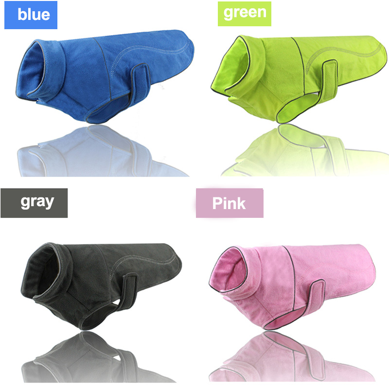 Fleece Cotton Clothes For Dogs Large Medium Sports Pet Dog Clothes For Dogs Coat Chihuahua Clothing Dog Products 05 P1