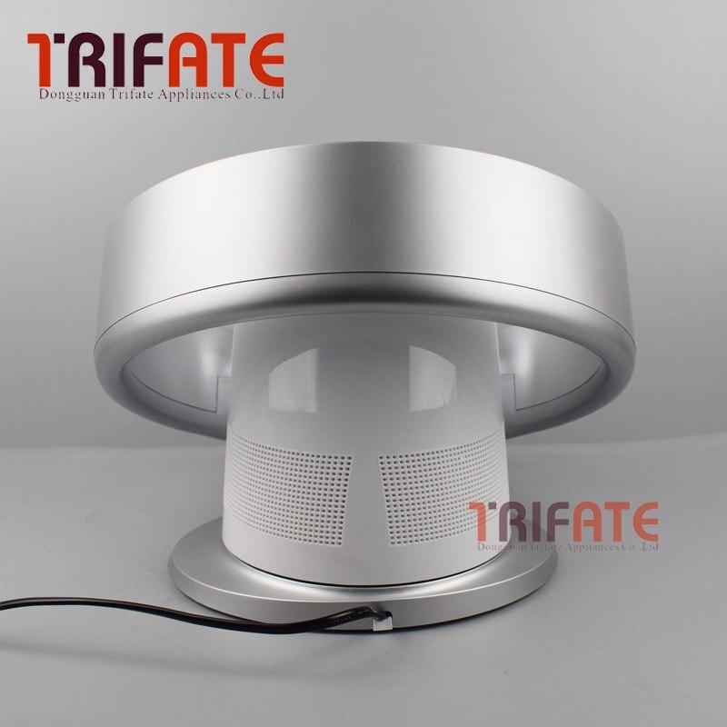 Erstaunlich Runde Form Elektrische Fan Ohne Vane Blattloser Ventilator  Sicher Mit Mit Fernbedienung In Runde Form