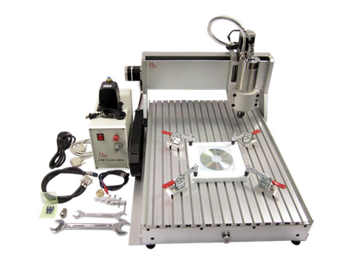 Best price cnc router 6090Z-VFD1.5KW engraving machine with cnc kits cnc machine,Assembled well already cnc router engraving machine price 6090 mach 3 control system